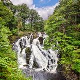 Swallow Falls, near Betws y Coed, Wales