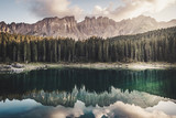 lago di carezza © GMT Photography