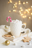 Peppermint Hot Chocolate - 232488076