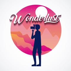 wanderlust people travel © Gstudio Group