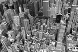 New York cityscape. New York City Manhattan panorama from the sky. - 232505838