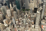 New York cityscape. New York City Manhattan view from the sky. - 232505874