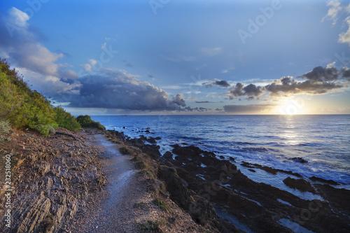 Foto Murales Saint-Tropez - Les Salins - Le sentier du littoral