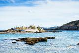 Greek coastline, Agios Fokas village