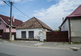 Old house photo  in Pezinok. Near Bratislava. Slovakia