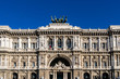 Building of the Palace of Justice in Rome, Italy