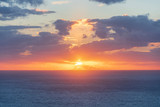 Sunset in Torre del Verger, Majorca, Spain - 232608059
