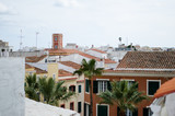 Landscape photography of the center of Mahon, Menorca. - 232623201