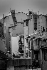 Immeubles vétustes MArseille Noailles © Boris V.