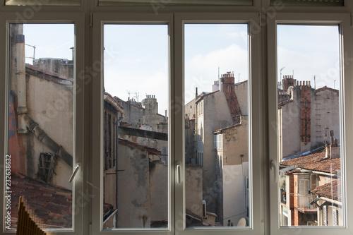 Façades de Marseille