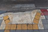 Crosswalk blind sign - 232645617