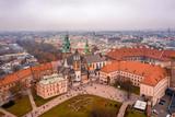 Kraków z lotu ptaka - 232648013