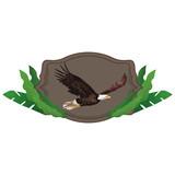 wild eagle cartoon - 232672016
