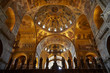 venice san marco marvelous cupola gold mosaic interior