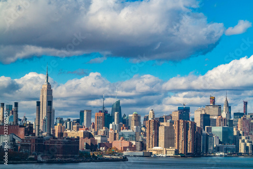 Foto Murales skyline of New York