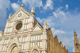 Basilica of the Holy Cross in Florence - 232768459