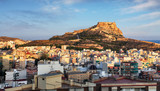 Alicante in Spain at sunset - 232772421