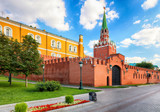 Kremlin Moscow at day, Russia - 232773480