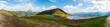 Leinwanddruck Bild - ein Blick um Wildkogel