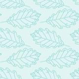 foliate seamless pattern - 232808837