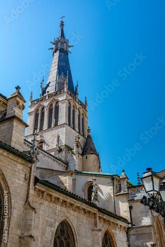 Foto Murales Saint Paul church in Lyon