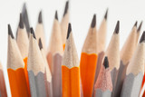 Pile of pencils - 232812636