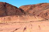 Mountains in Sinai desert, Egypt - 232829424