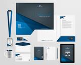 corporate identity template - 232832073