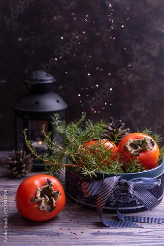 Foto Murales Christmas is near!