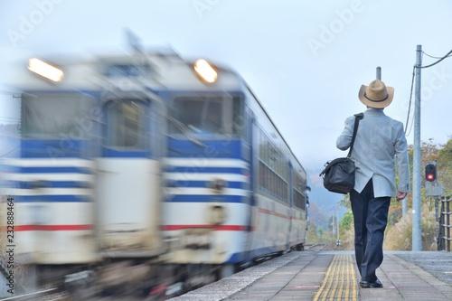 ステーション・鉄道の旅