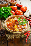 Soup with red bean - 232912667
