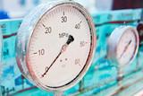 Industrial pressure sensors in water - 232982208