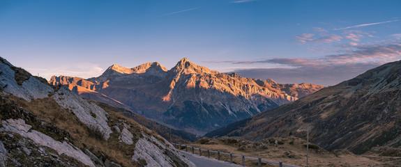 Blick auf das Teurihorn © icetogo
