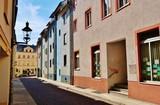Altstadtgasse, Freiberg, Sachsen - 232985692