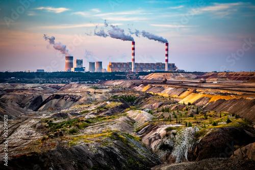 Kopalnia Węgla Brunatnego i Elektrownia w Bełchatowie