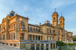 Leinwandbild Motiv San Sebastian Town hall, Spain