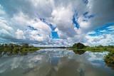 See mit Wolkenspiegelung - 233009070