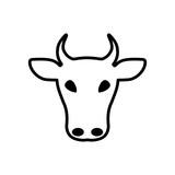 krowa ikona