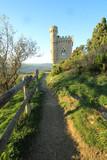 château de rennes-le-château dans l'aude en france - 233020201