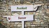 Schild 378 - Terror - 233025277