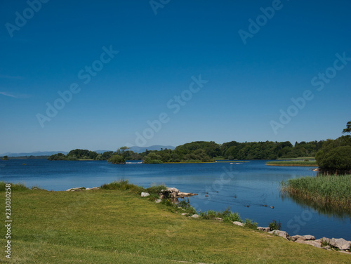 Leinwanddruck Bild Der Lough Leane See im Killarney Nationalpark