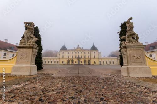 Ogrody Pałacu Branickich w Białymstoku