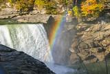 Rainbow at Cumberland Falls