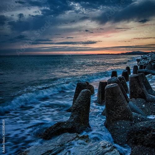Foto Murales Black sea