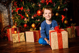 getting christmas gifts - 233061095