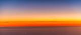 saerial of sunrise