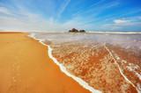 stunning beach on the Atlantic ocean