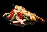 Scallop and shrimp risoto - 233081423