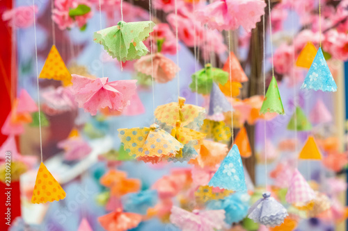 Blurred For Background Lucky Draw Game On Wishing Tree Background