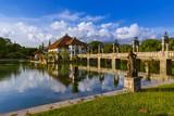 Water Palace Taman Ujung in Bali Island Indonesia - 233151890